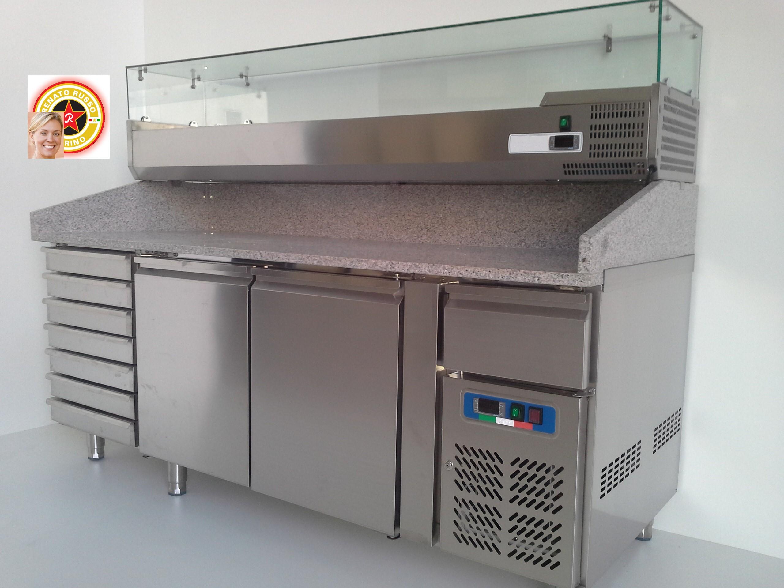 Banchi frigo dal 1980 produttori di banchi frigo for Renato russo arredamenti
